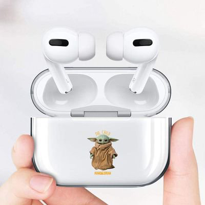 New The Mandalorian The Child Airpods Charging Case available!