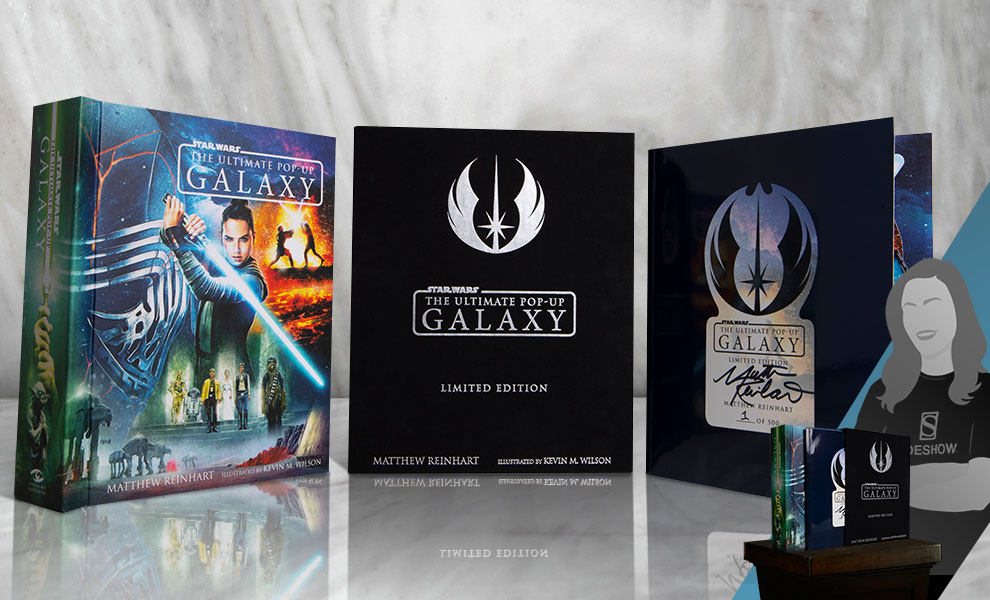 SW The Ultimate Pop-Up Galaxy (Limited Edition) Book 1
