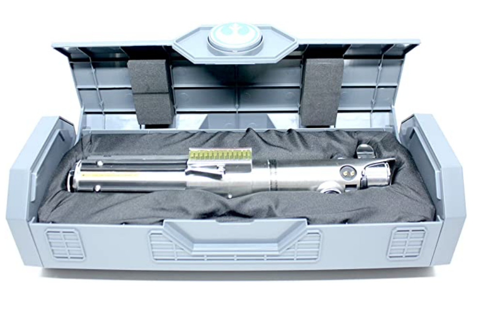 New Galaxy's Edge Rey Legacy Lightsaber Hilt available!