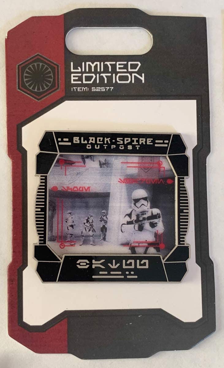 SWGE First Order Stormtrooper Pin