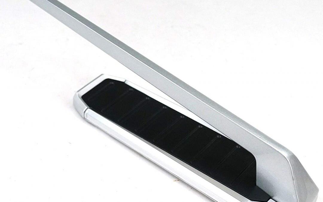 New Galaxy's Edge SAVIS Workshop Lightsaber Hilt Stand available!
