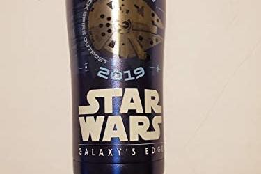 New Galaxy's Edge Blue Tumbler Mug available now!