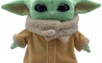 """New The Mandalorian The Child 8"""" Plush Toy available for pre-order!"""