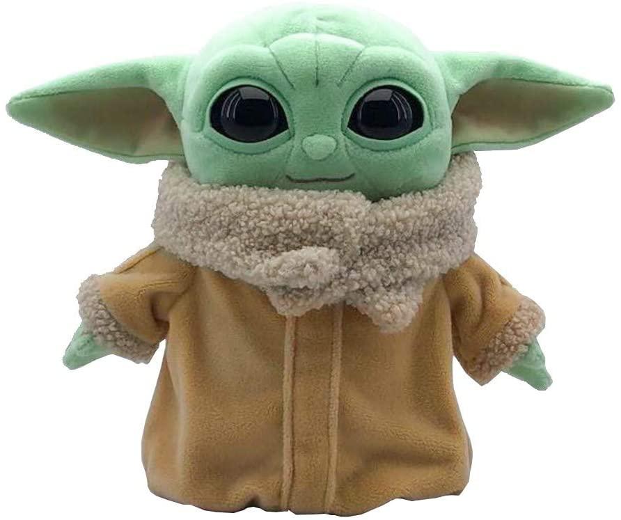 """TM Baby Yoda (The Child) 8"""" Plush Toy"""
