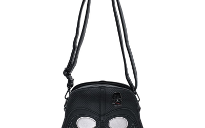 New Darth Vader Pin and Trader Cross-body Bag Set available for pre-order!