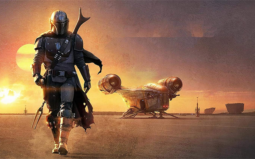 New The Mandalorian Mando and The Child 1,000 Piece Jigsaw Puzzle available!