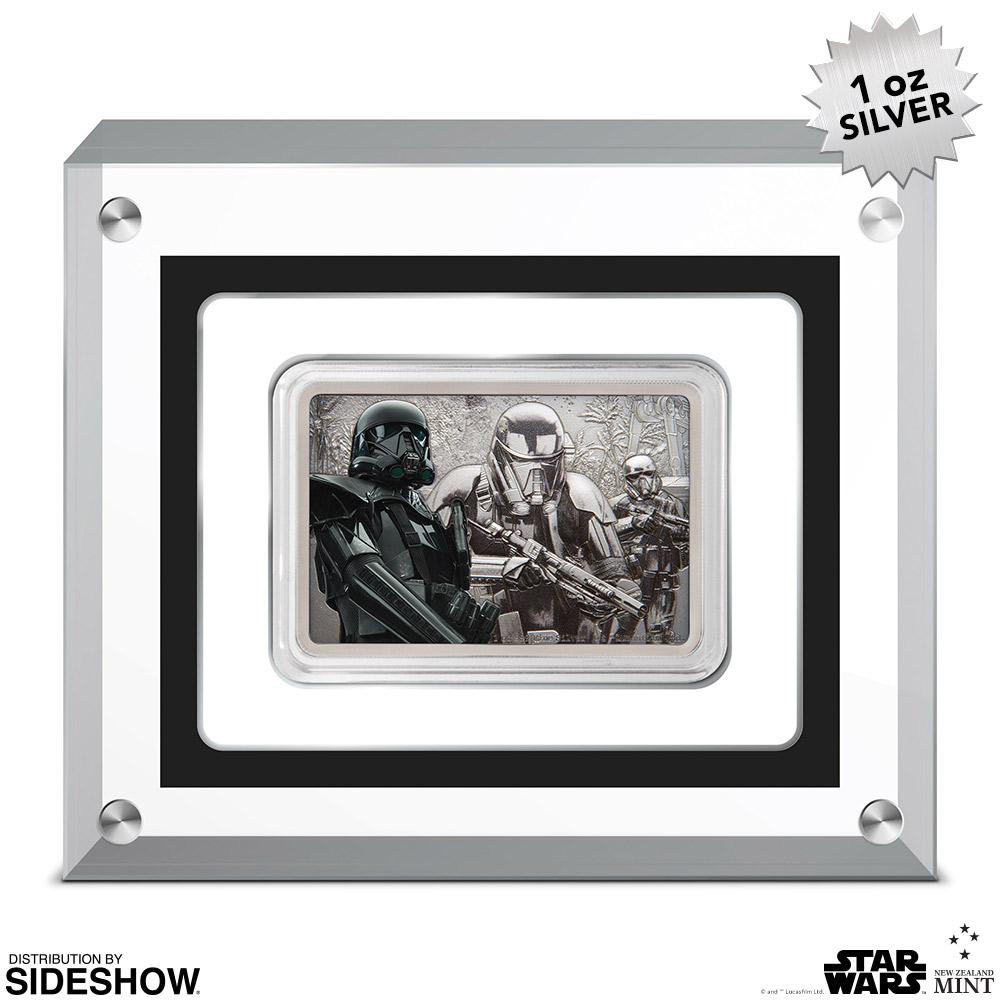 RO Deathtrooper Silver Coin 5