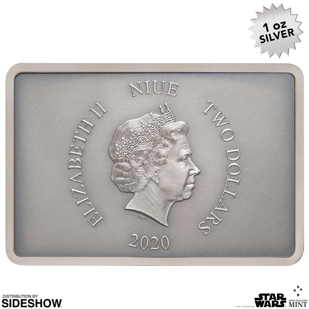 RO Deathtrooper Silver Coin 7