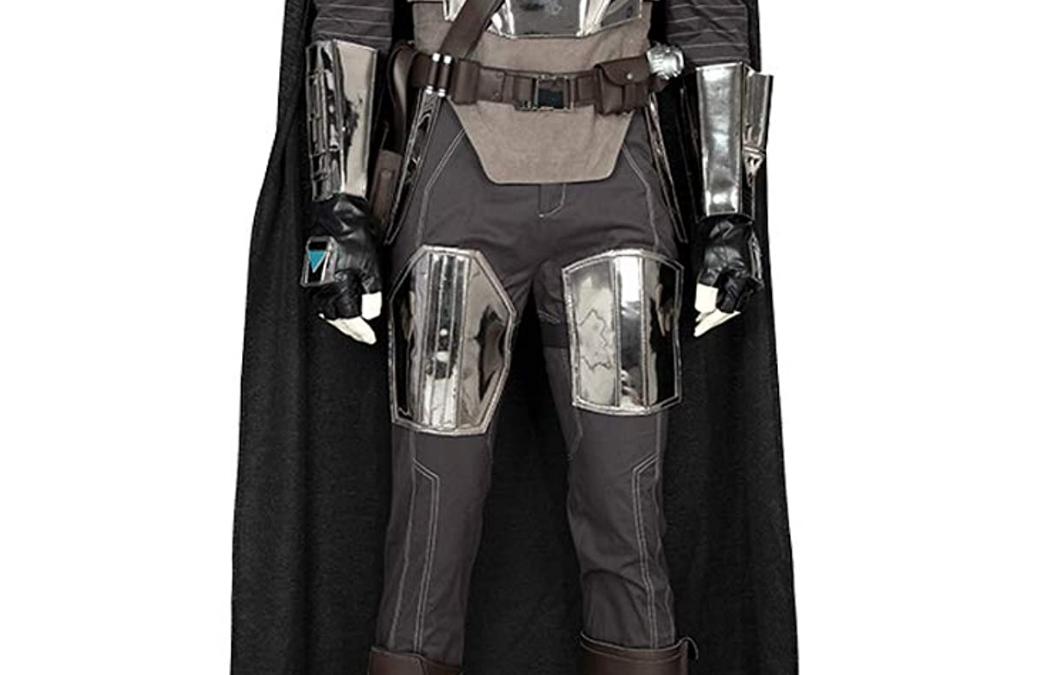 New The Mandalorian Mando Battle Suit Costume available now!