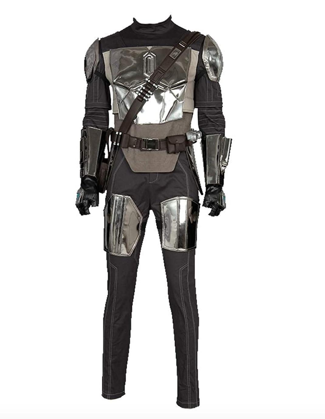 TM Mando Costume Battle Suit 3