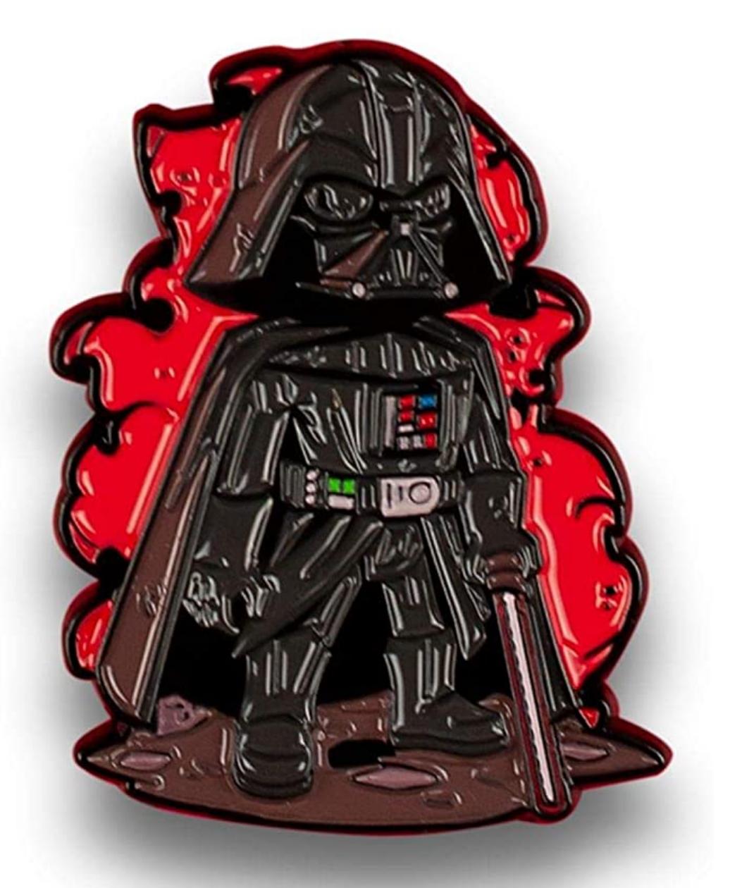 SW Darth Vader Pin 2