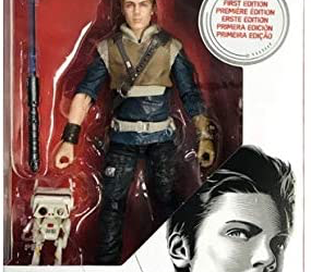 New Fallen Order Cal Kestis Carbonized Black Series Figure available!