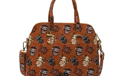 New Star Wars Ewok AOP Crossbody Bag available for pre-order!