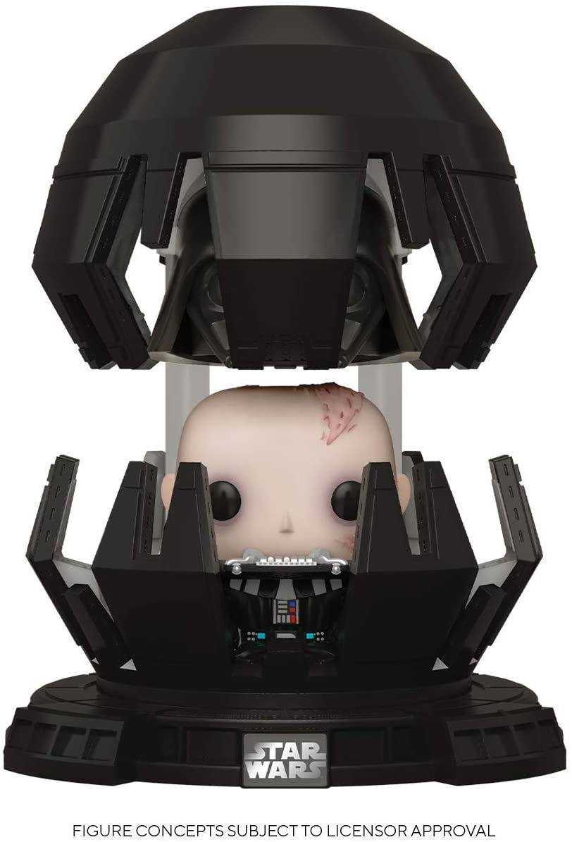 TESB Darth Vader in Meditation Chamber FP BH Toy