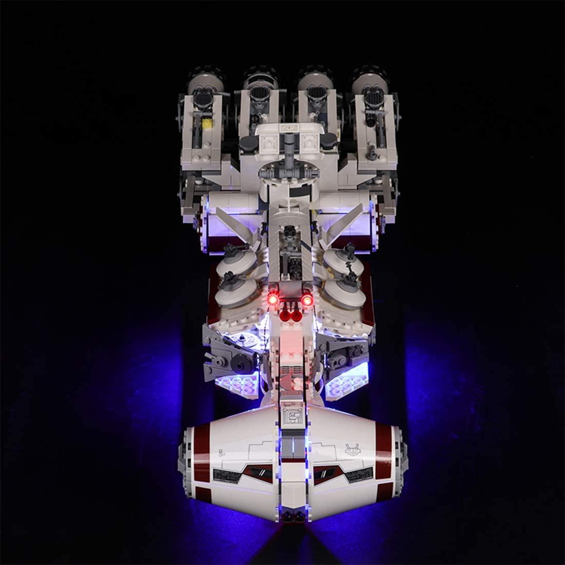 ANH Tantive IV LED Light Lego Set 1