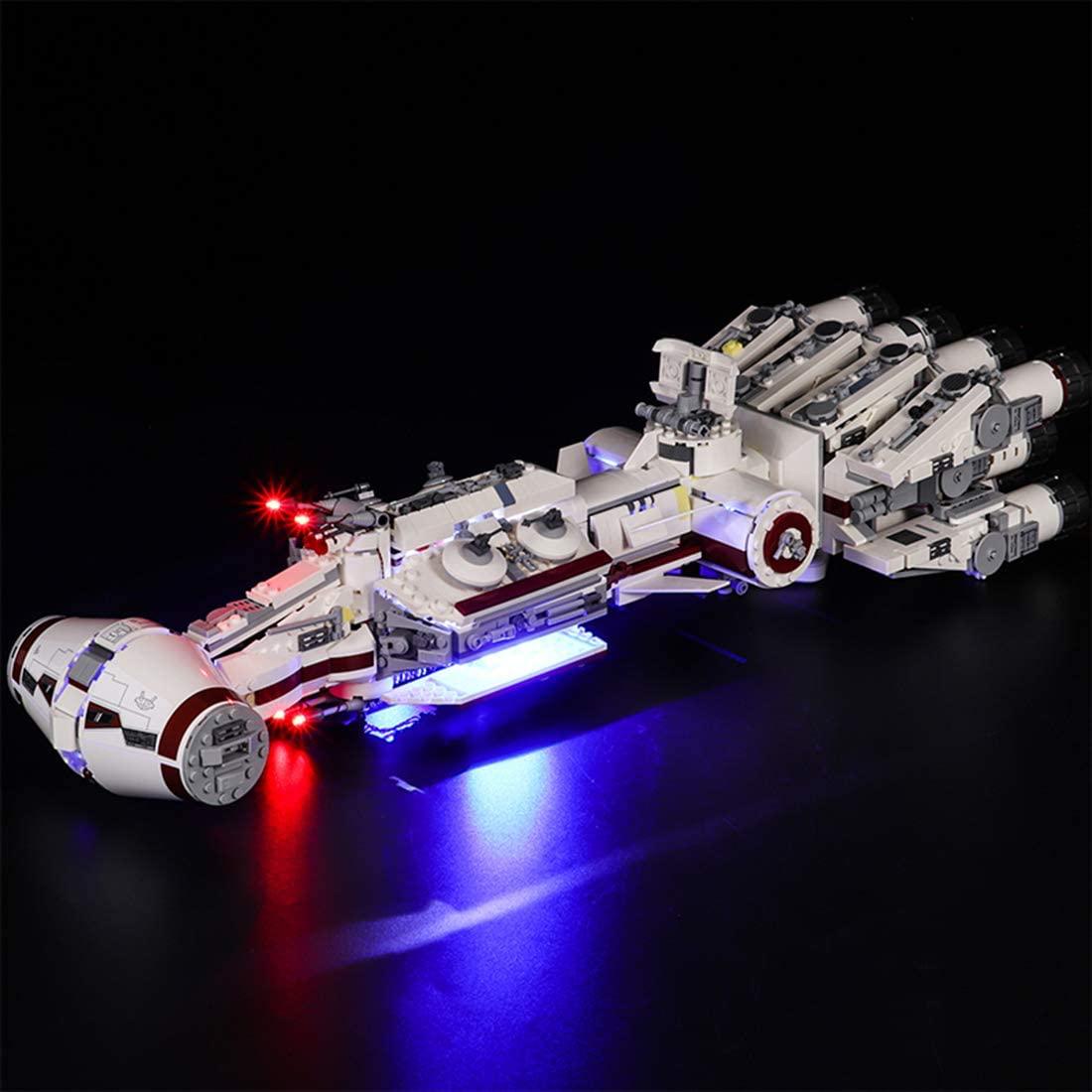 ANH Tantive IV LED Light Lego Set 2