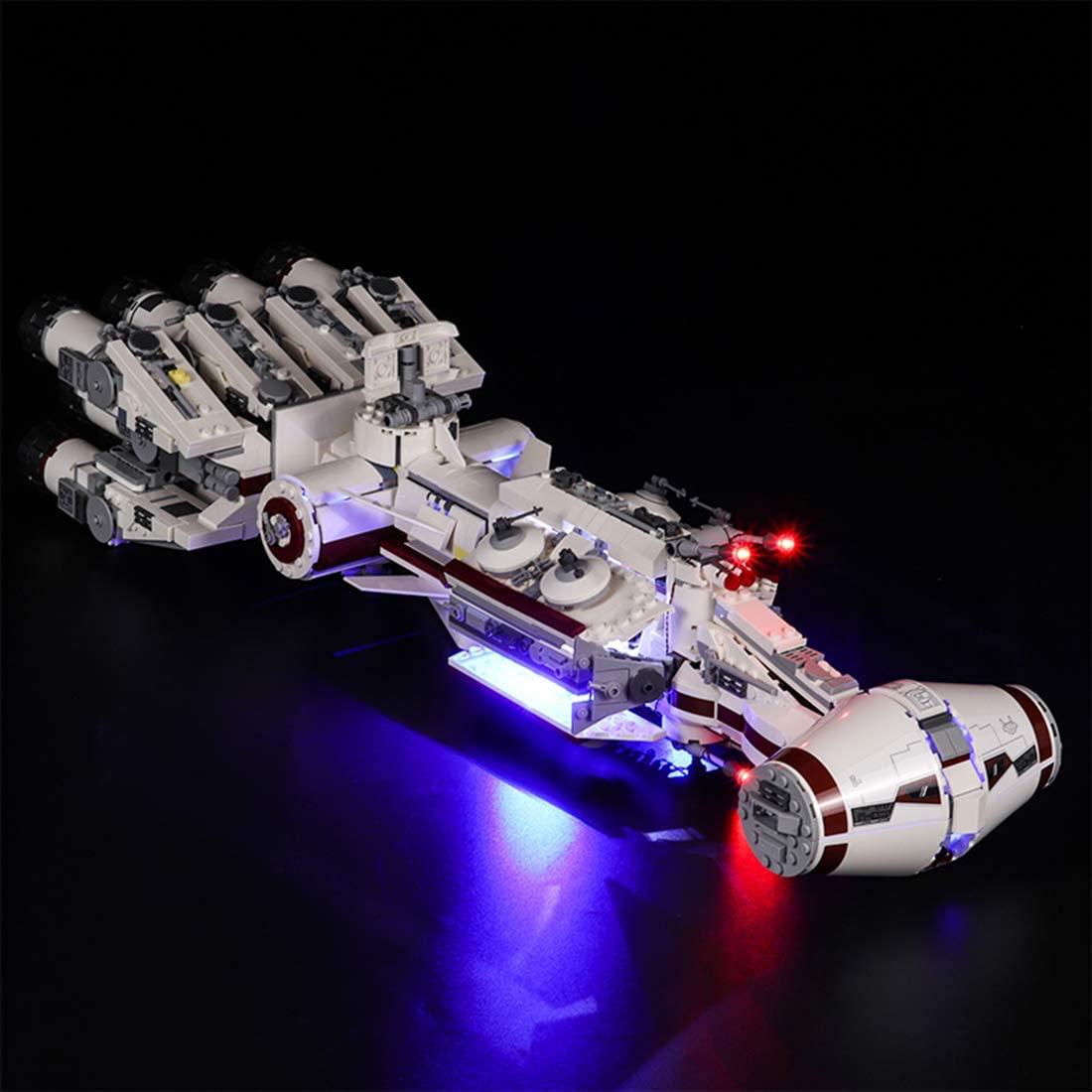ANH Tantive IV LED Light Lego Set 3