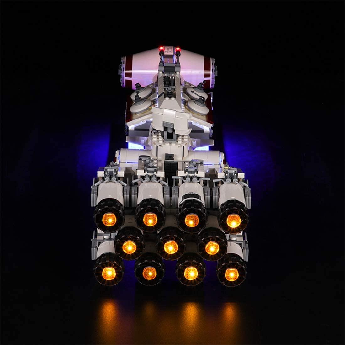 ANH Tantive IV LED Light Lego Set 4