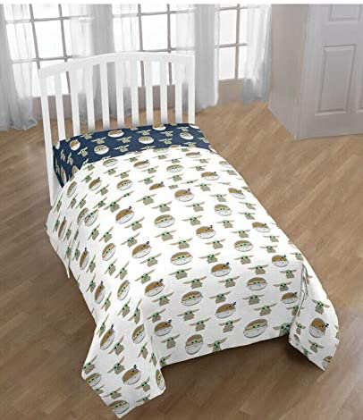 New The Mandalorian The Child 3 Piece Twin Sheet Set available!