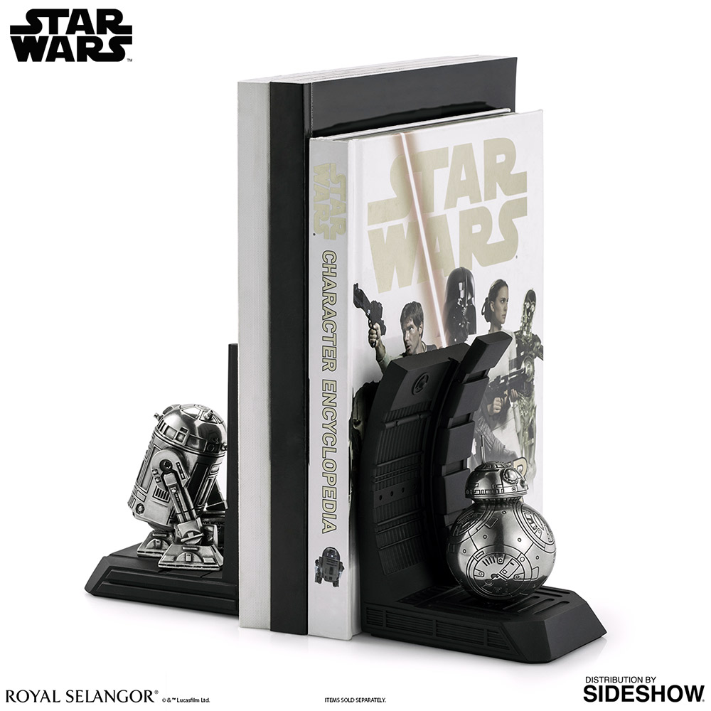 SW R2-D2 Bookend Statue 4