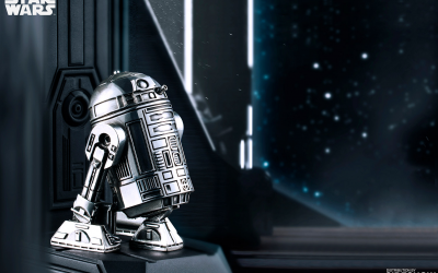 New Star Wars R2-D2 Bookend Statue available for pre-order!