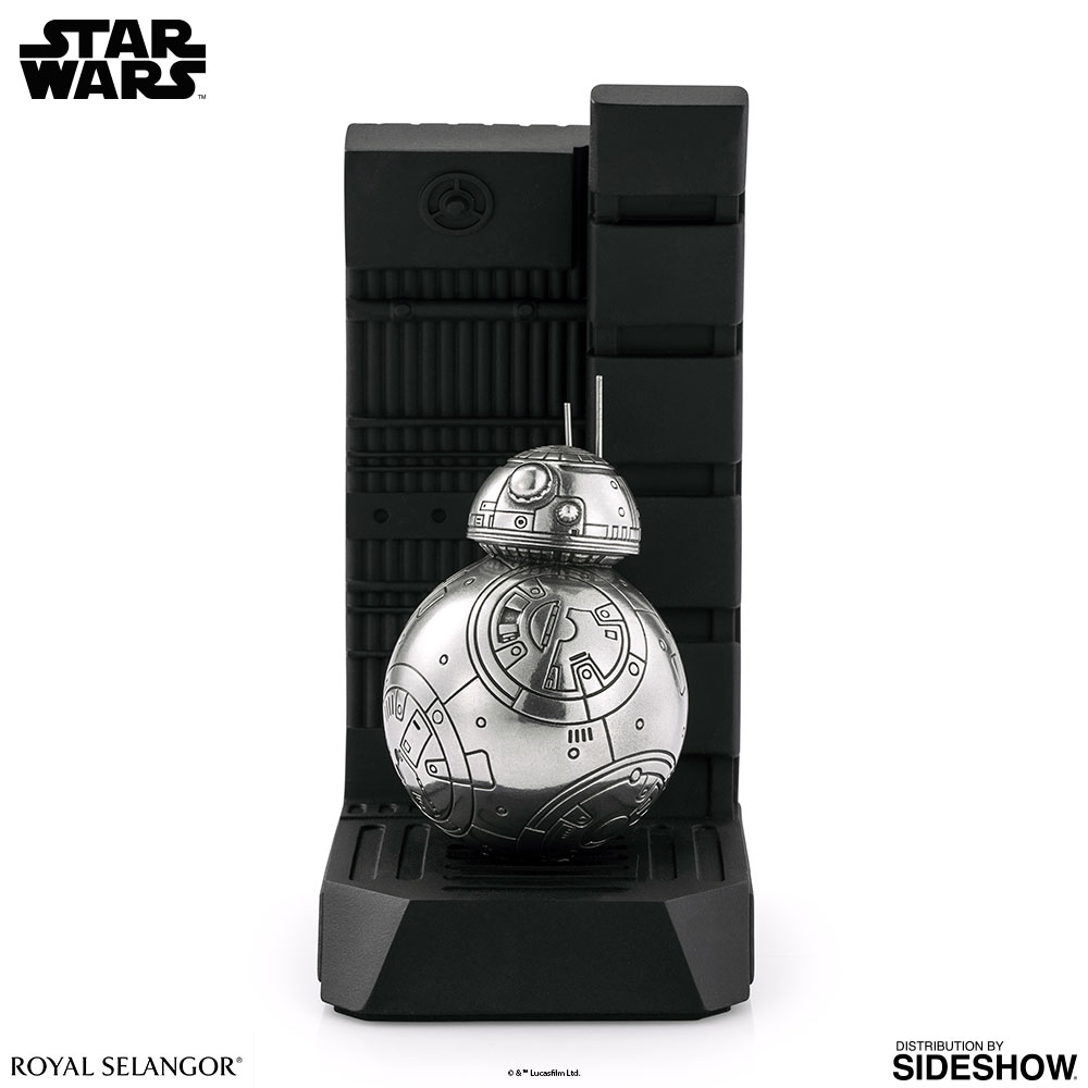 SW BB-8 Bookend Statue 2