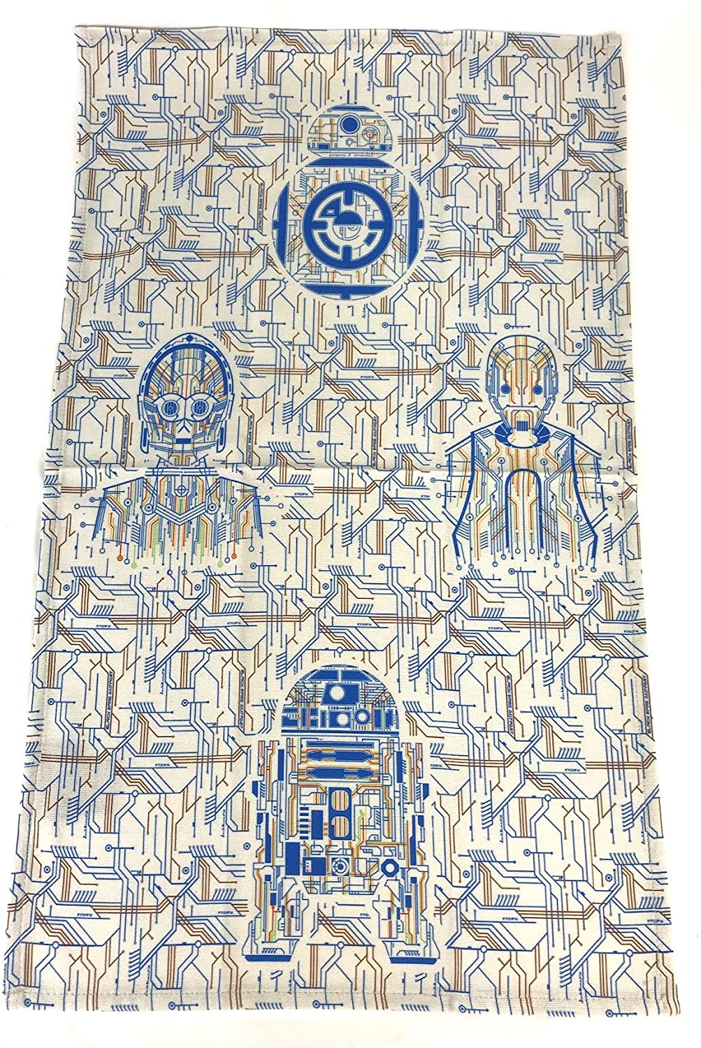 SWGE Droid Depot Dish Kitchen Towel Set 2