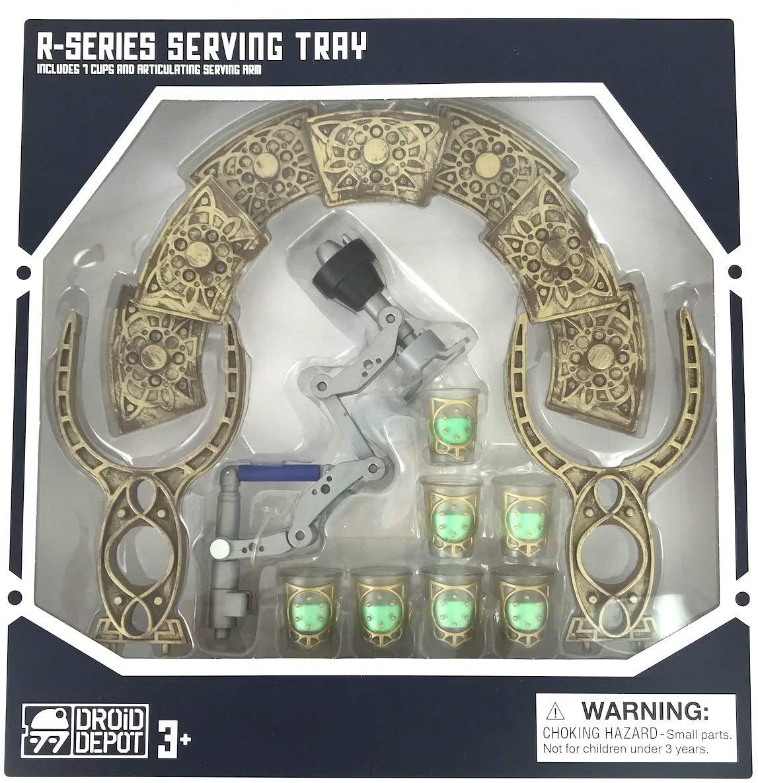 SWGE Droid Depot R-Series Serving Tray Set 1