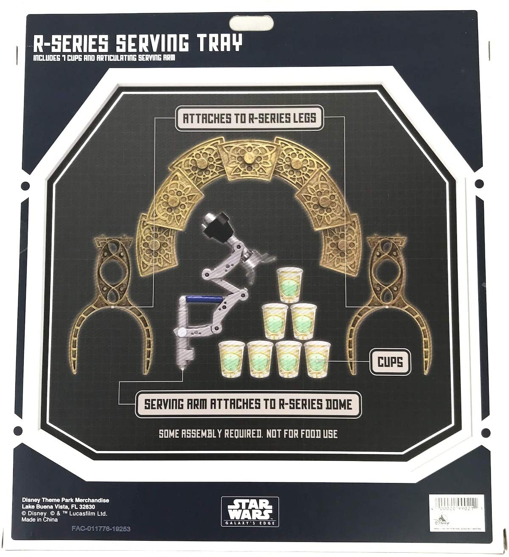 SWGE Droid Depot R-Series Serving Tray Set 2
