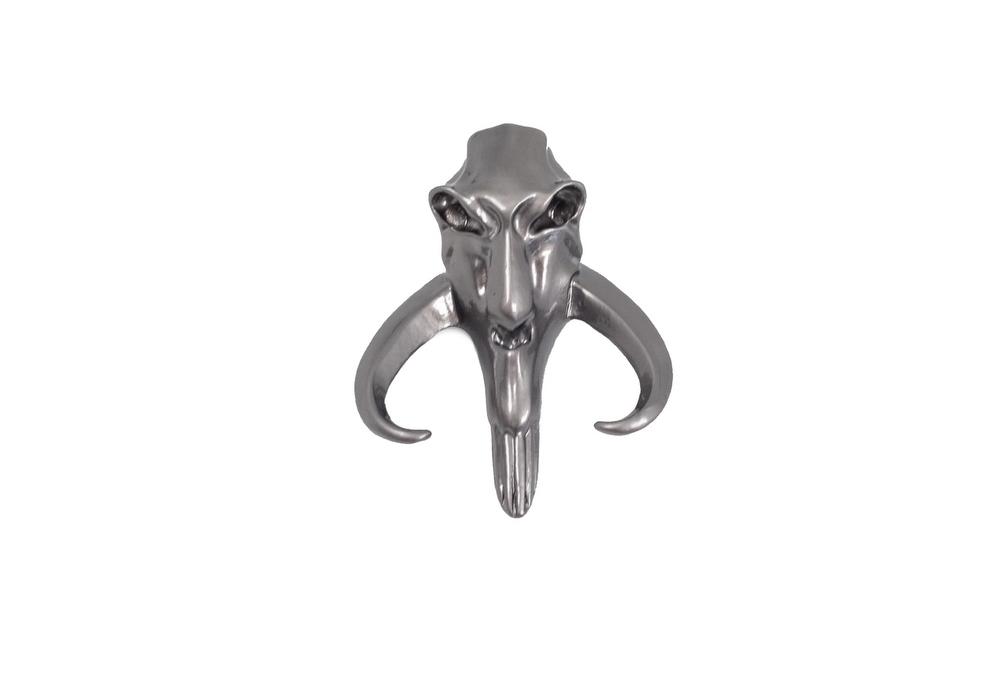 New The Mandalorian 3D Mythosaur Skull Collector Pin available!