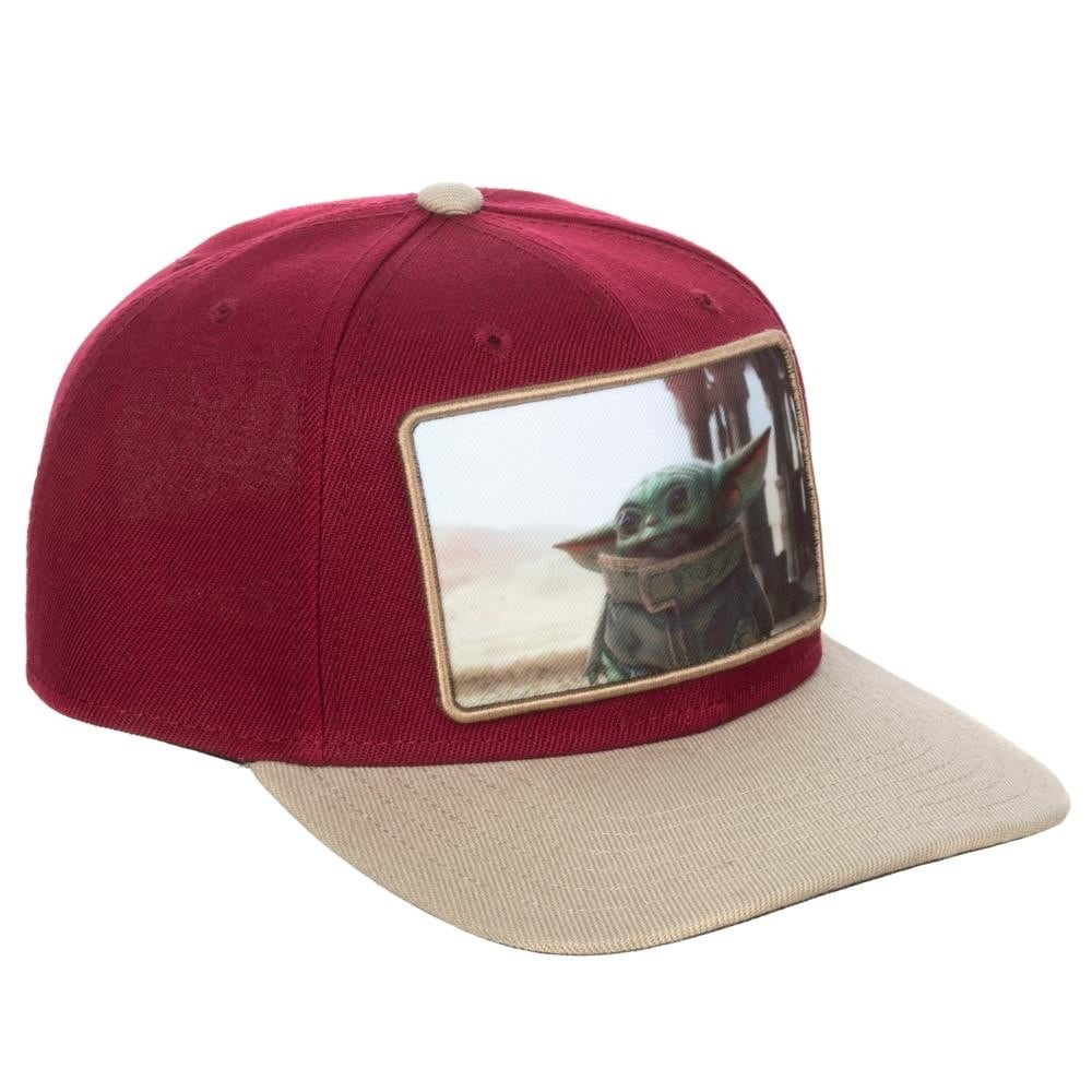TM The Child Pre-Curved Bill Snapback Hat 2
