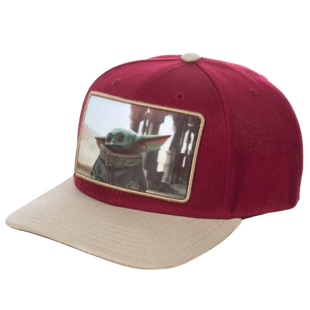 TM The Child Pre-Curved Bill Snapback Hat 3