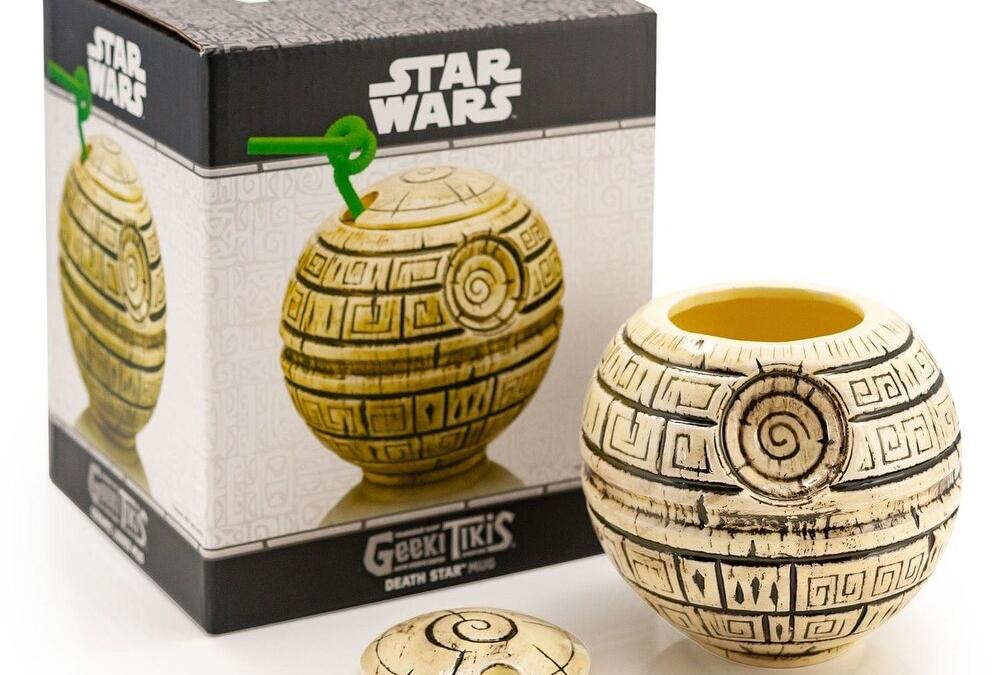 New Star Wars Death Star Geeki Tiki Mug available now!