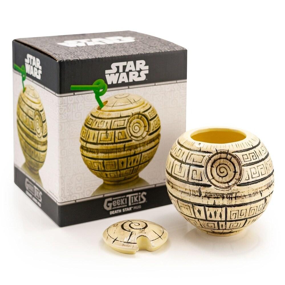 SW Death Star Geeki Tiki Mug 1