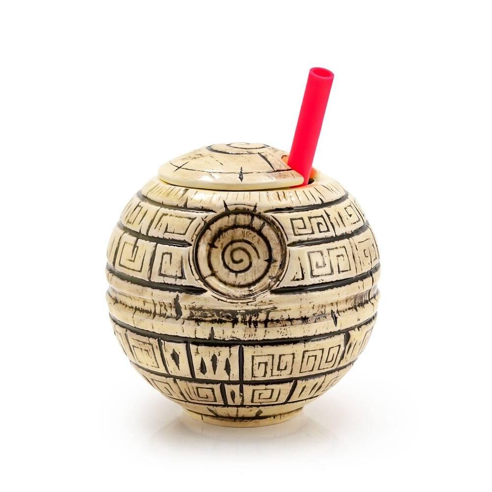SW Death Star Geeki Tiki Mug 3