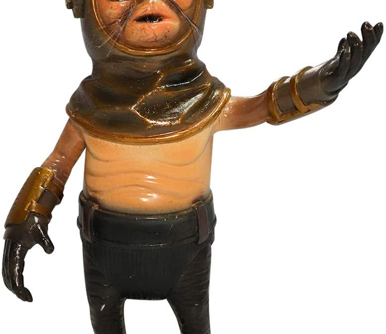New Rise of Skywalker Babu Frik Doll Ornament available now!