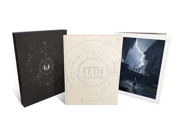 New Star Wars (Jedi: Fallen Order) Limited Edition Book available for pre-order!