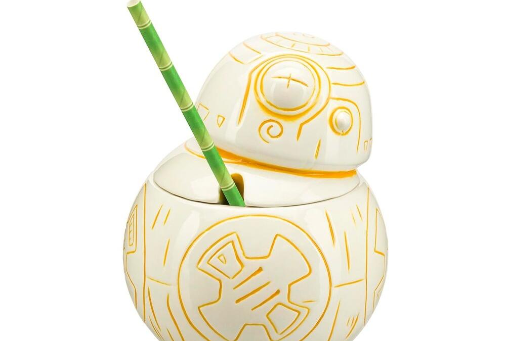 New Rise of Skywalker BB-8 Geeki Tiki Mug available now!