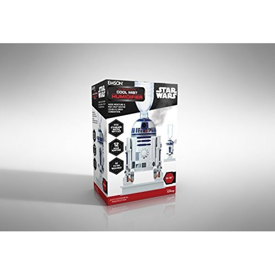 SW R2-D2 Ultrasonic Cool Mist Personal Humidifier 1