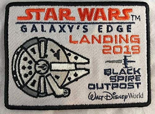New Galaxy's Edge Black Spire Outpost Patch available now!