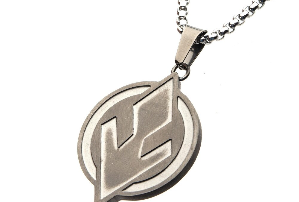New Star Wars Sith Symbol Steel Pendant Necklace available now!