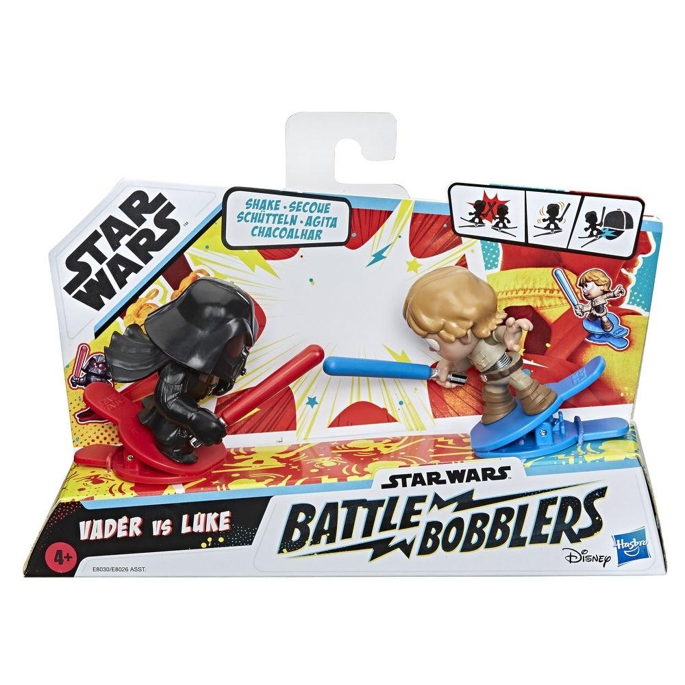 TESB Darth Vader Vs Luke Skywalker Clip-able Battling Figure 2-Pack 1