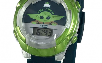 New The Mandalorian The Child Digital Light Up Watch available now!