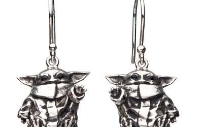New The Mandalorian The Child Earrings available for pre-order!