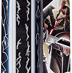 New The Mandalorian Darksaber Electronic Lightsaber Toy available now!