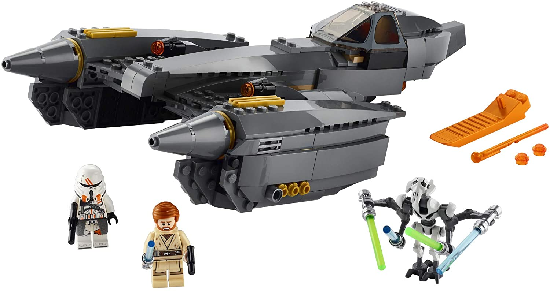 ROTS General Grievous's Starfighter Lego Set 3