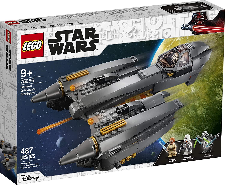 ROTS General Grievous's Starfighter Lego Set 1