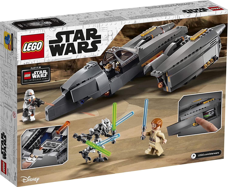 ROTS General Grievous's Starfighter Lego Set 2