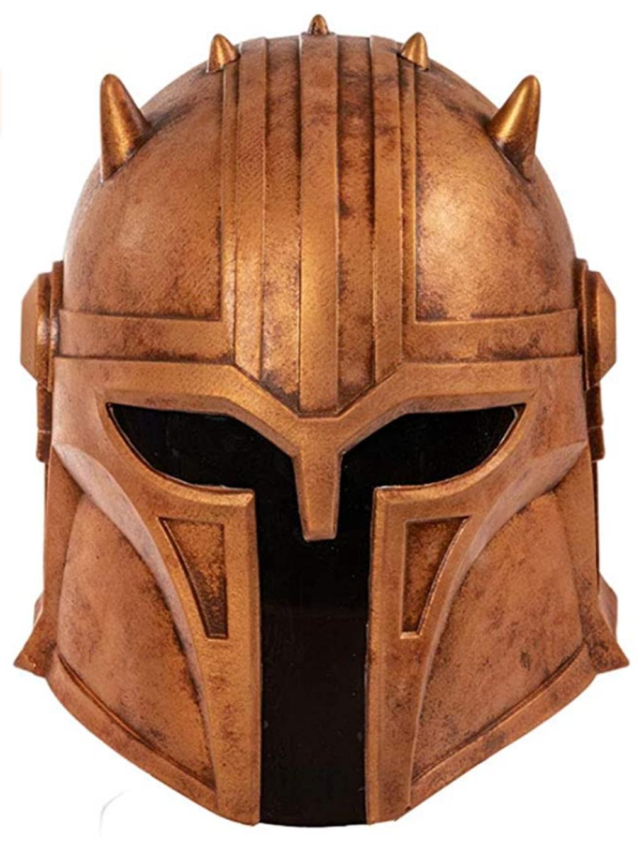 TM The Armorer Helmet Halloween Mask 1