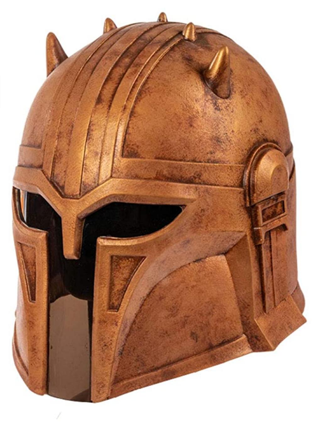 TM The Armorer Helmet Halloween Mask 2